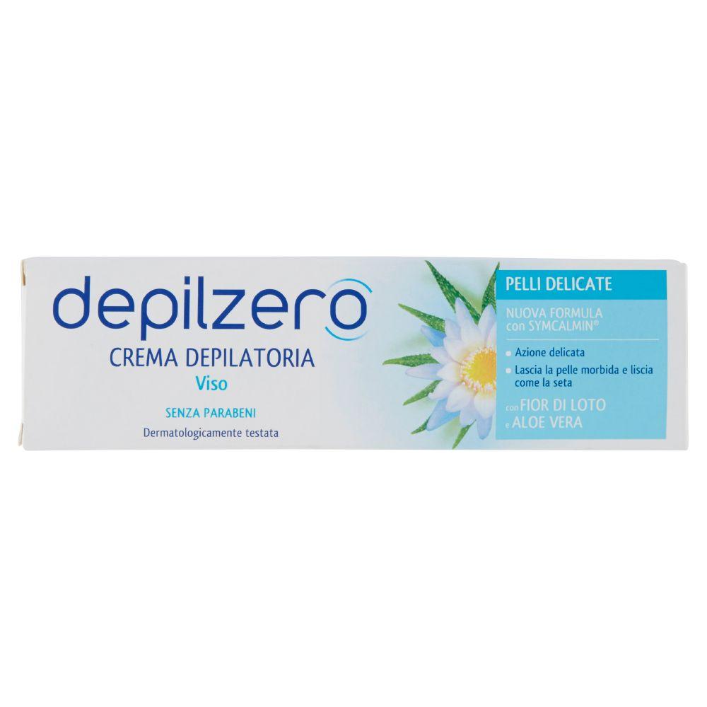 Depilzero - Crema depilatoria Viso