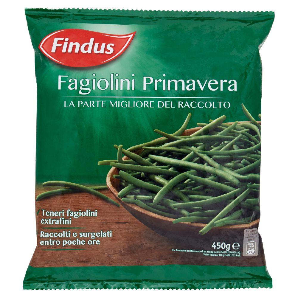 Findus Fagiolini primavera