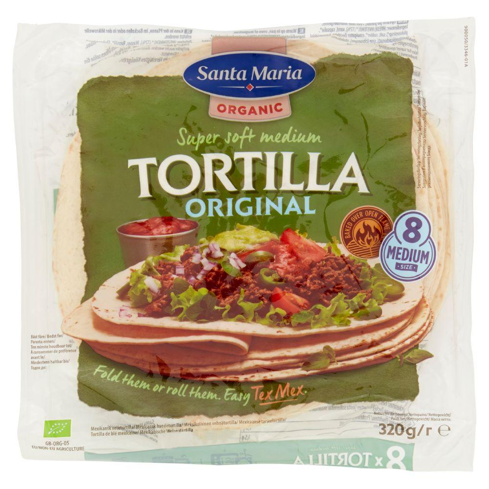 Santa Maria Tortilla Original Soft