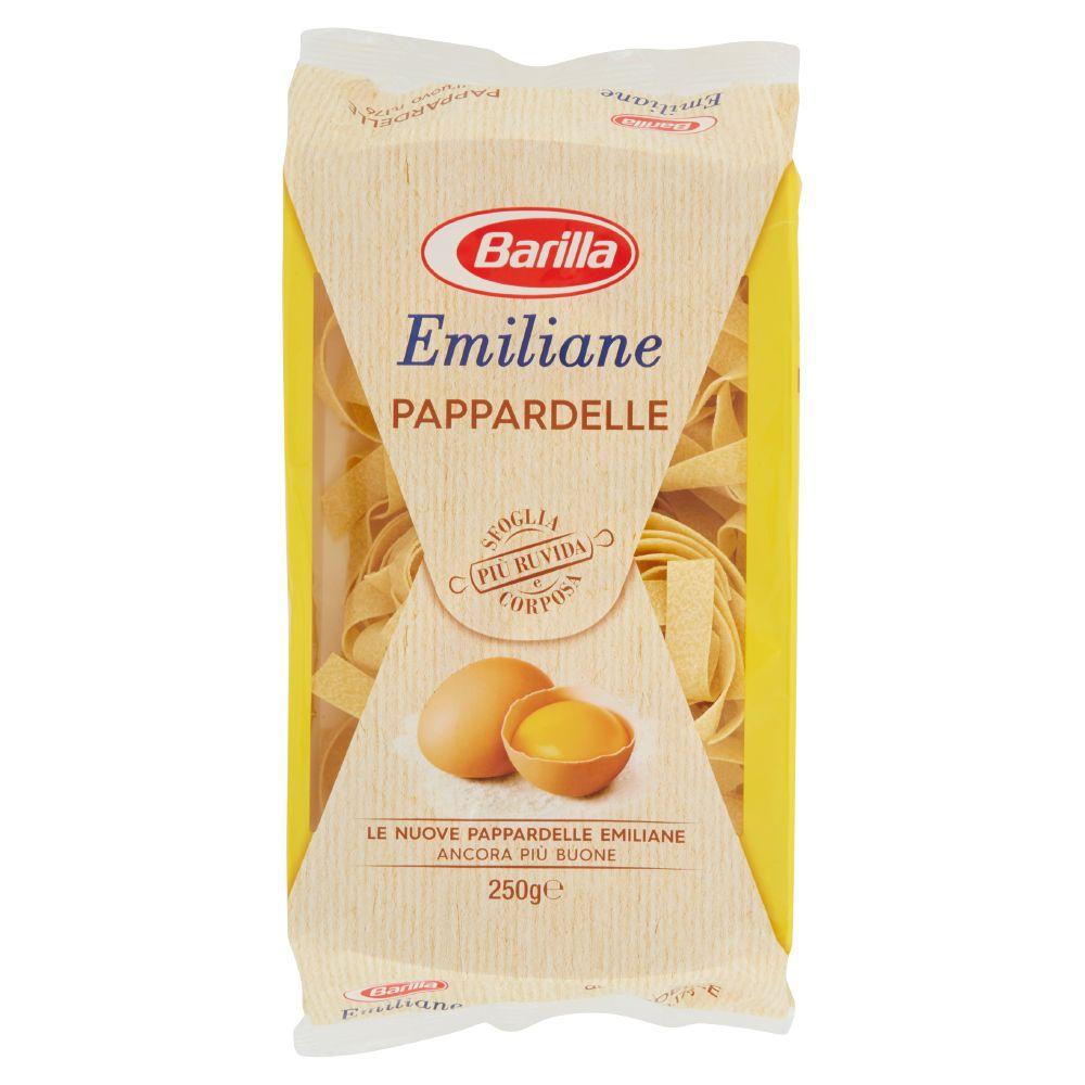 Barilla - Emiliane, Pappardelle Ricce All'Uovo