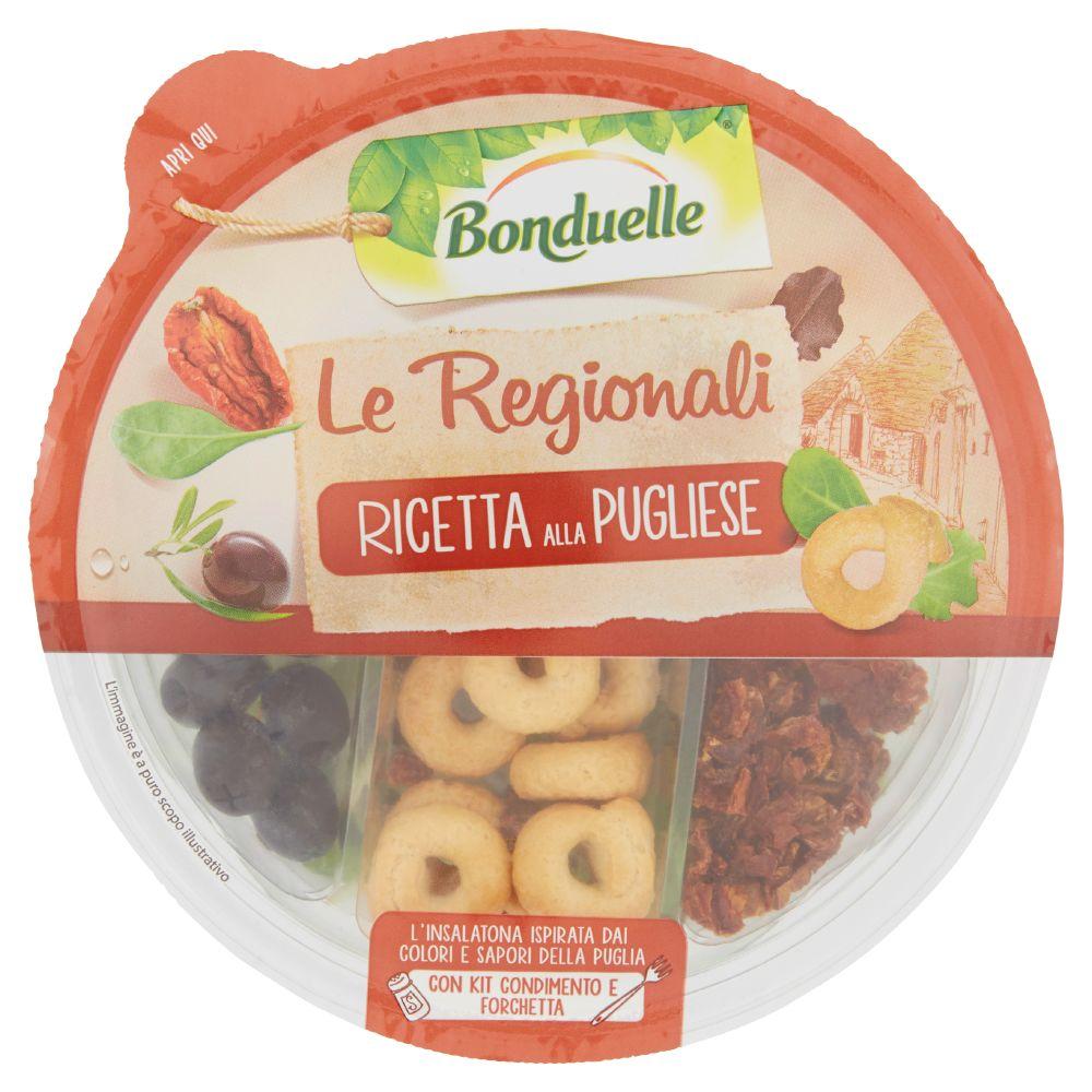 Bonduelle In Pausa Le Regionali ricetta alla Pugliese