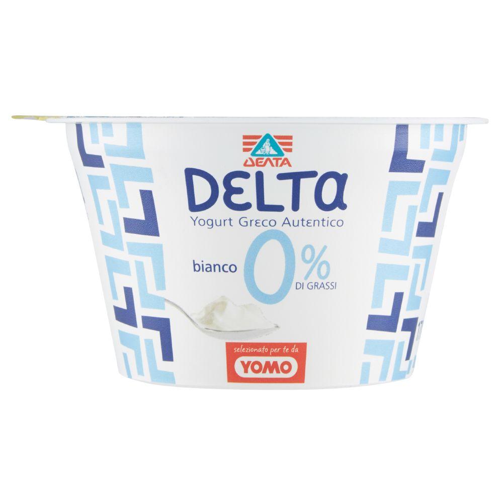 Yomo, Delta yogurt greco bianco