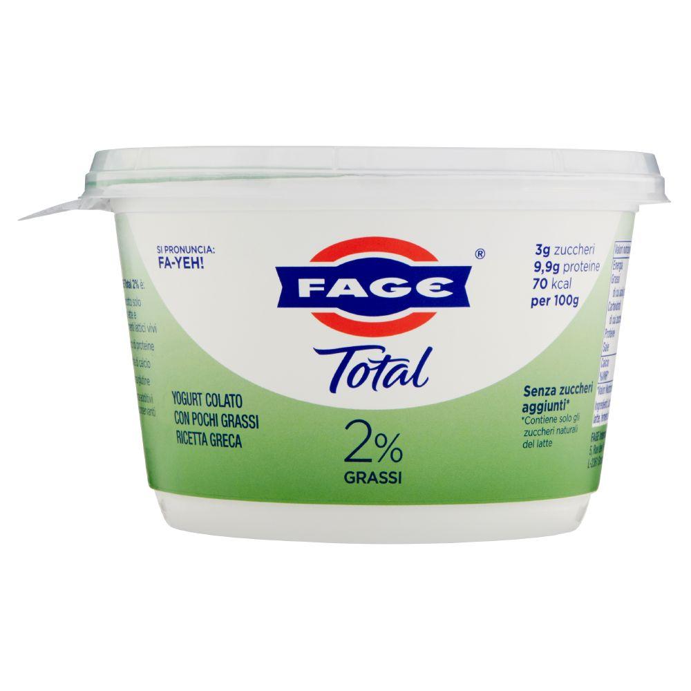Fage, Total 2% yogurt greco