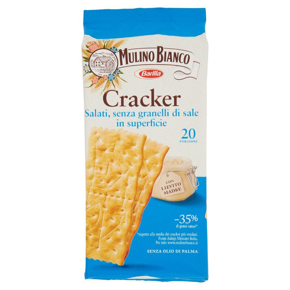Mulino Bianco - Sfoglia di Grano, Cracket Integrali - 500 g