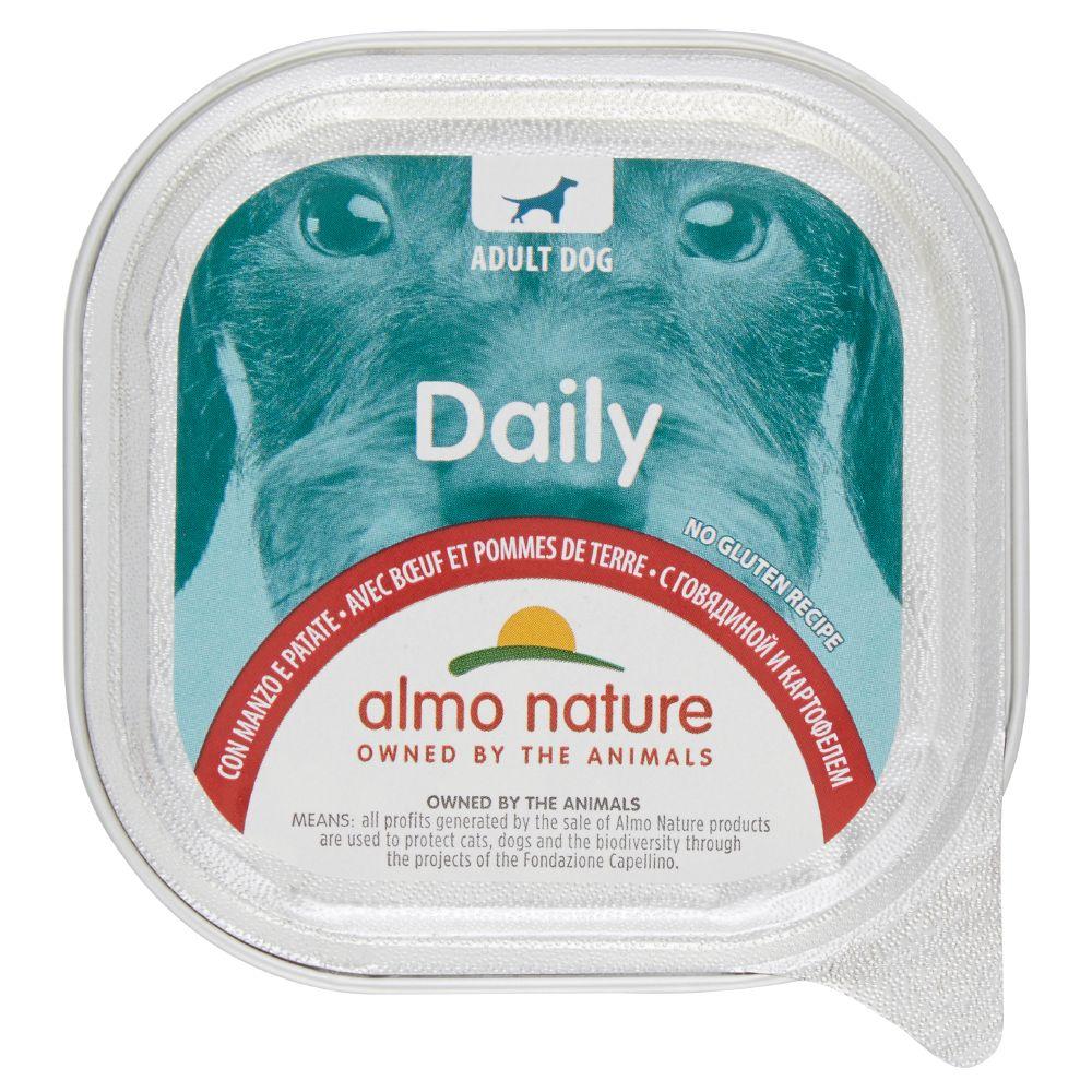 Almo nature Daily menu Bio con manzo e verdure